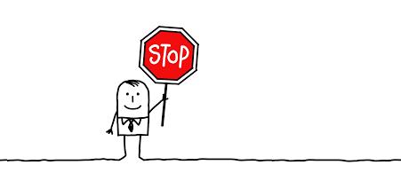 STOP! 13 stop på vejen til personlig vækst og frihed